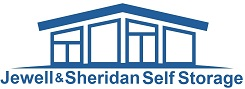 Jewell & Sheridan Self Storage footer logo